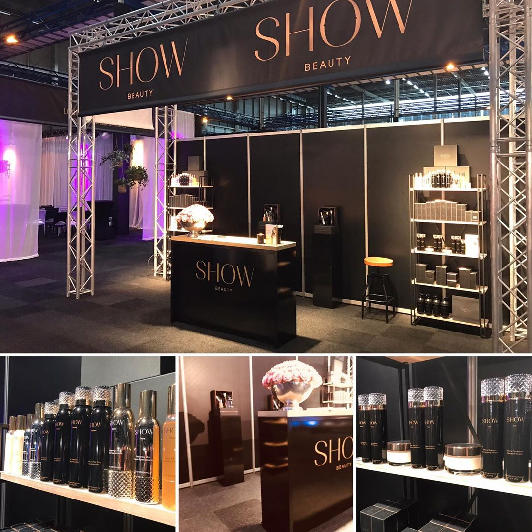 SHOW Beauty straalt op The Hair X-perience 2019